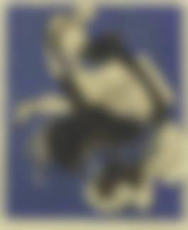 Hans Hofmann-Composition In Blue-1952.jpg