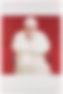 Yan Pei-Ming-Pope Jean-Paul Ii, From Icones-2005.jpg