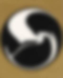 Jack Youngerman-Black-White Tondo-1965.jpg