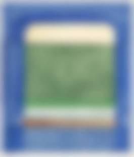 Richard Diebenkorn - Blue Surround, 1982