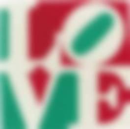 Robert Indiana - Italian Love