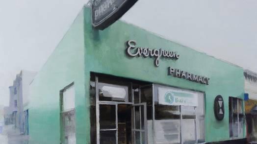 Evergreen: A Solo Exhibition by Kim Cogan