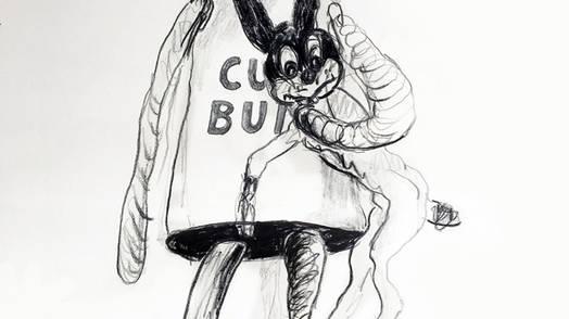 Hilde Kentane | Sweet Bunny Cute Bunny