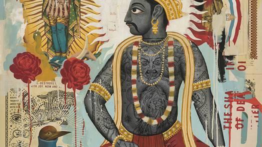 """""""Other Avatar"""" Ravi Zupa"""