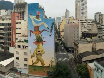 Aec Interesni Kazki - Untitled, Sao Paulo, Brazil, 2015, photo credits of the artist