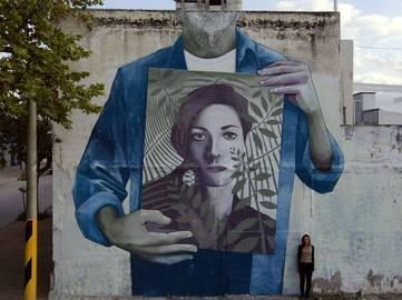 Artez - Take Care of Me - Marcos Juarez, Argentina, 2016, photo credit of the artist