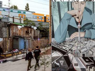 Artez_Nikola Mihajlovic - Berlin, Berlin, Germany, 2016 - Image courtesy of the artists