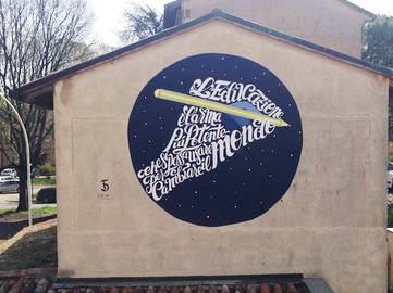 Daniele Tozzi - Education, Faenza, 2016