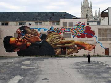 Ever, Open Walls, Baltimore, USA, 2013, photo credits -artist
