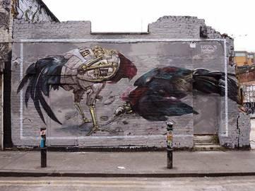 Evoca-Pixel-Pancho, London, 2015