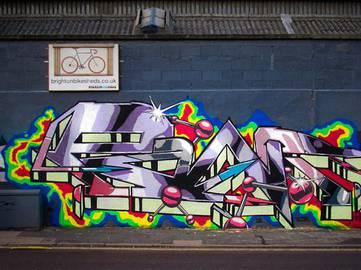 Felipe Pantone - Brighton, UK - 2014