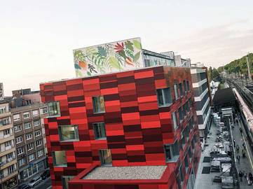 Gola - A Mural in Luxembourg - Image courtesy of the artist