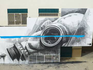 INO - Fail, Miami, 2016 - photo credits Iryna Kanishcheva