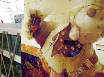 INTI - PACHAKUTI, Arica, 2017 - Image courtesy of the artist