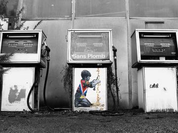 Kurar - Cash Machine - Paris - 2014