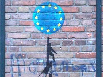Nafir - EU, Amsterdam, Netherlands, 2015 (detail)
