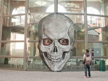OZMO - Still Death - Fabbrica del vapore, Milan, Italy, 2011