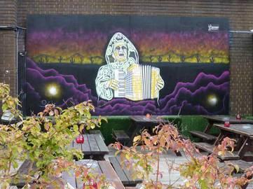 Otto Schade - Forro Galpao, London, 2015 - Image source London Calling Blog