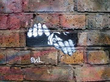Otto Schade - Hole In The Wall, Shoreditch, London, 2009 - Copyright Otto Schade