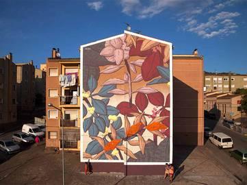 Pastel - Milestone Project, Girona, Spain, 2015