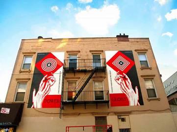 Shepard Fairey - El Pintor