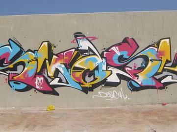 Smash137 - Barcelona, 2010
