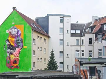 Telmo Miel - Monkey Gloving, Dortmund Germany - 2015