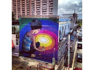 Seth GlobePainter / Santurce Es Ley Street Art Festival