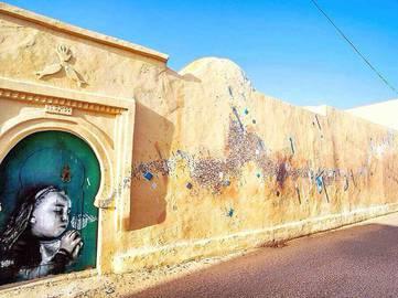 Yazan Halwani - The Arabic Spring, Djerba, Tunisia, 2014 - Photo Courtesy of the Artist