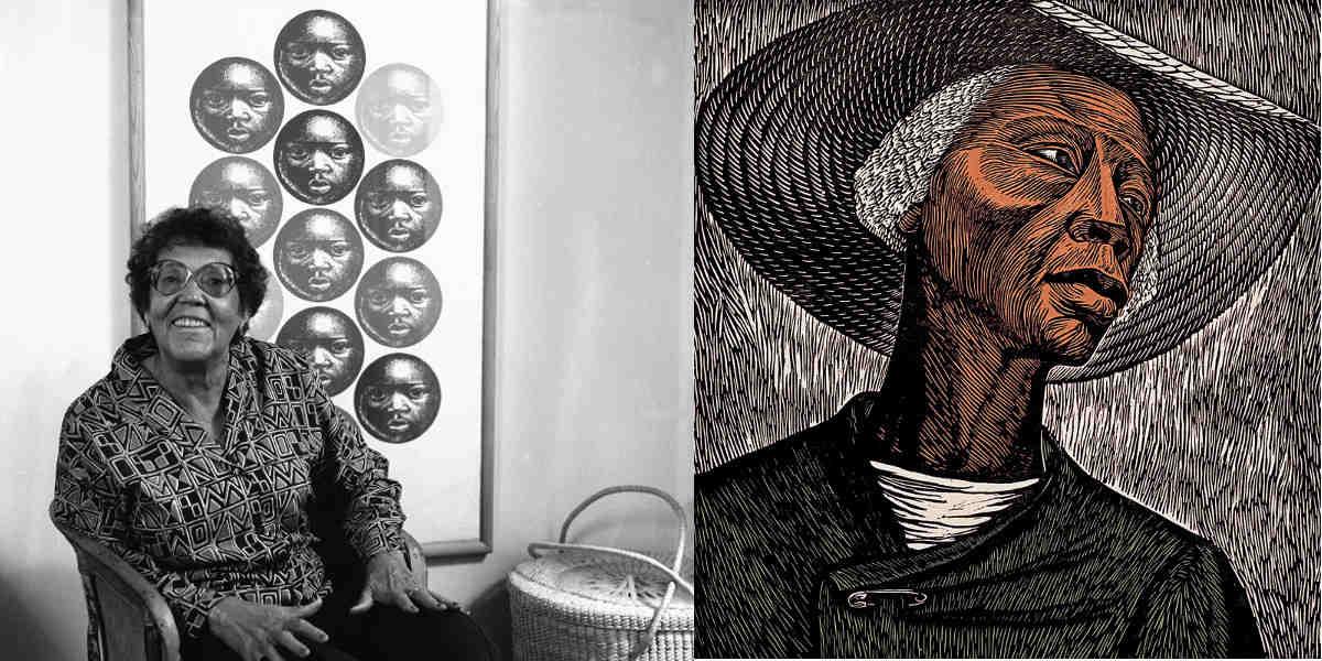 Image result for elizabeth catlett artist