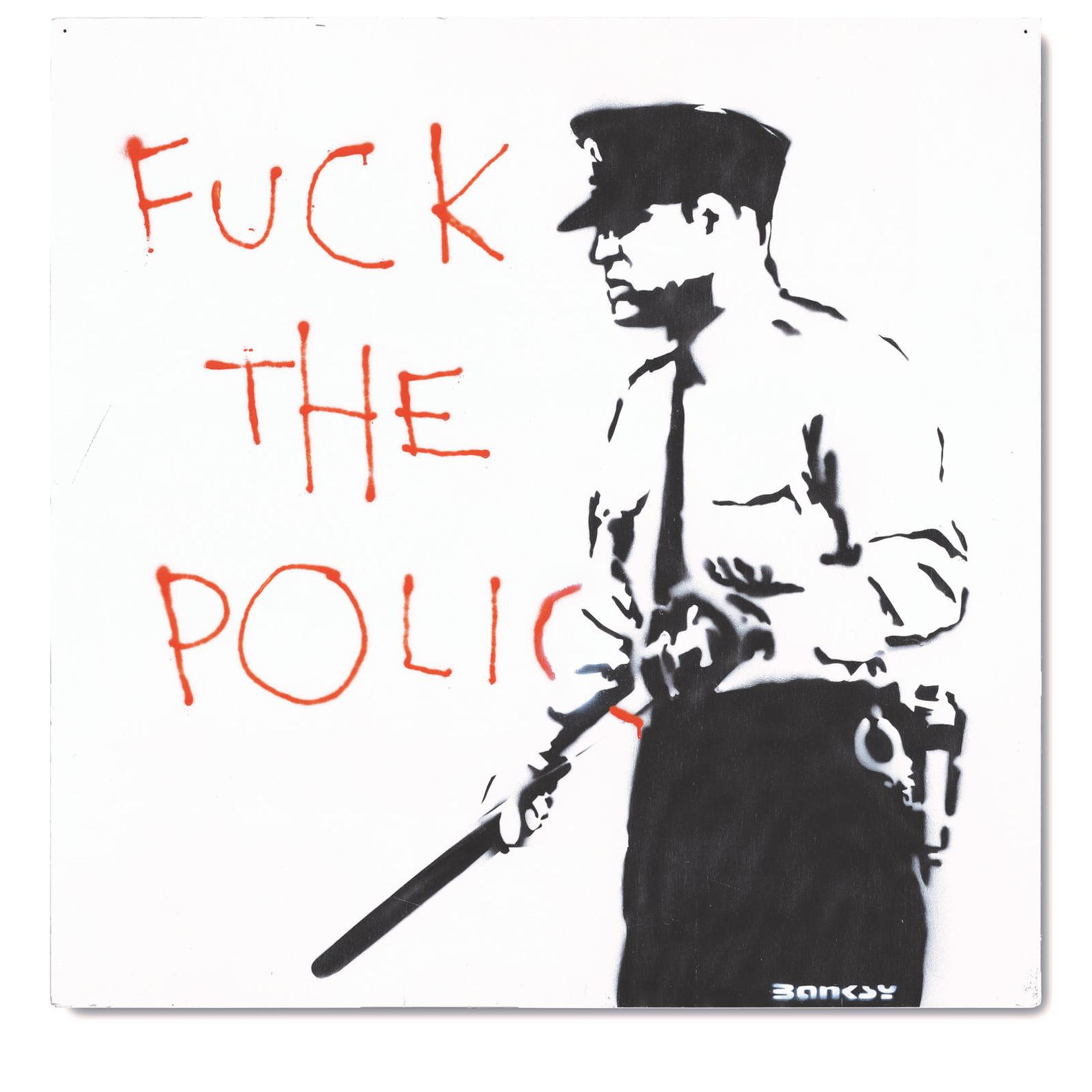 Don't fuck cops