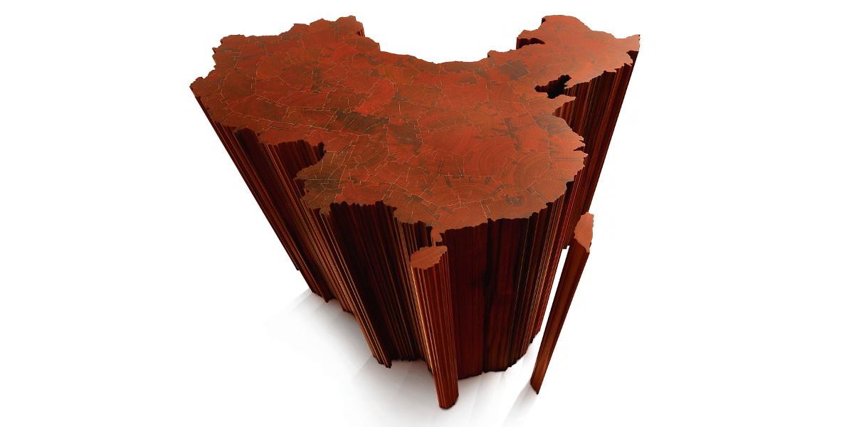 Ai Weiwei - Map of China, 2008-2009
