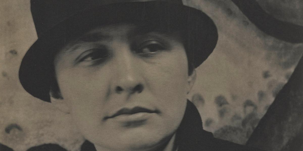 Alfred Stieglitz - Georgia O'Keeffe, 1918 (detail)