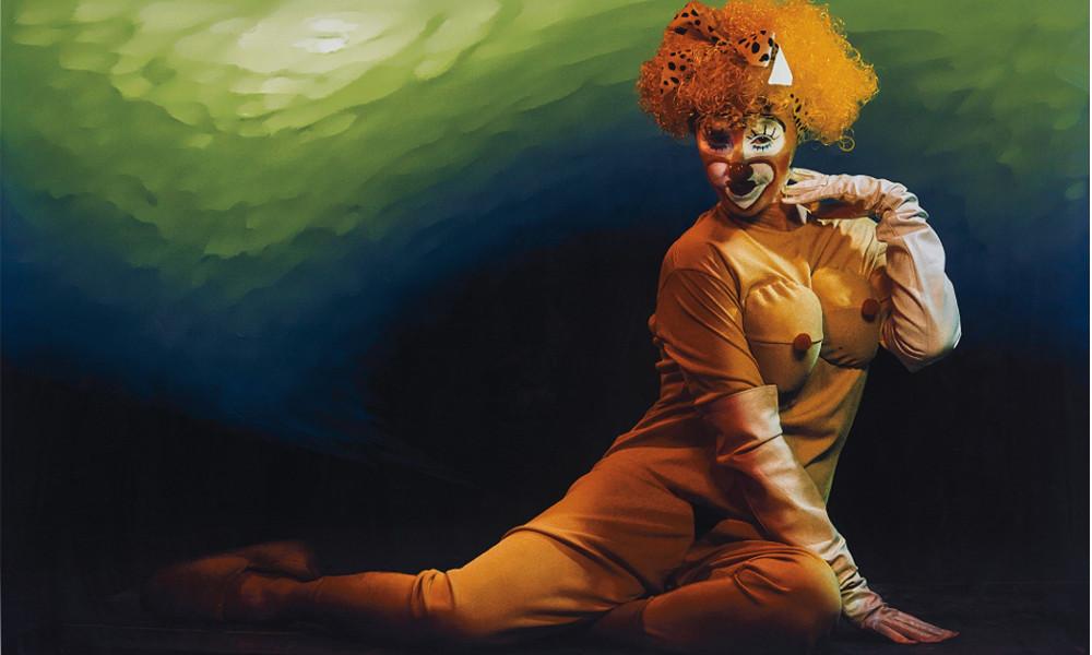 Cindy Sherman - Untitled #447, 2005 (Detail)