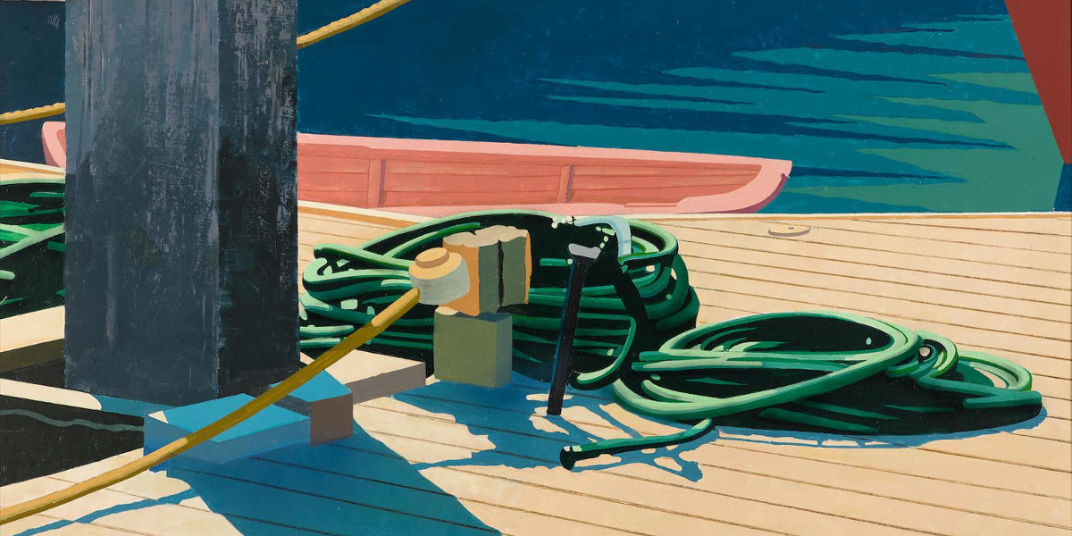 Flavio Cabral - Untitled (Detail)