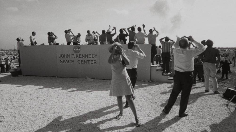 Garry Winogrand - Apollo 11 Moon Shot, Cape Kennedy, Florida, 1969 (Detail)