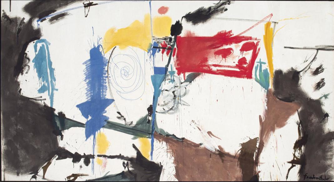 Helen-Frankenthaler-Red-Square-1959-Detail1