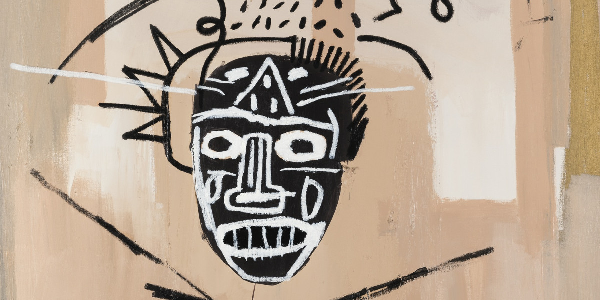 Jean-Michel Basquiat - Bronze (detail)