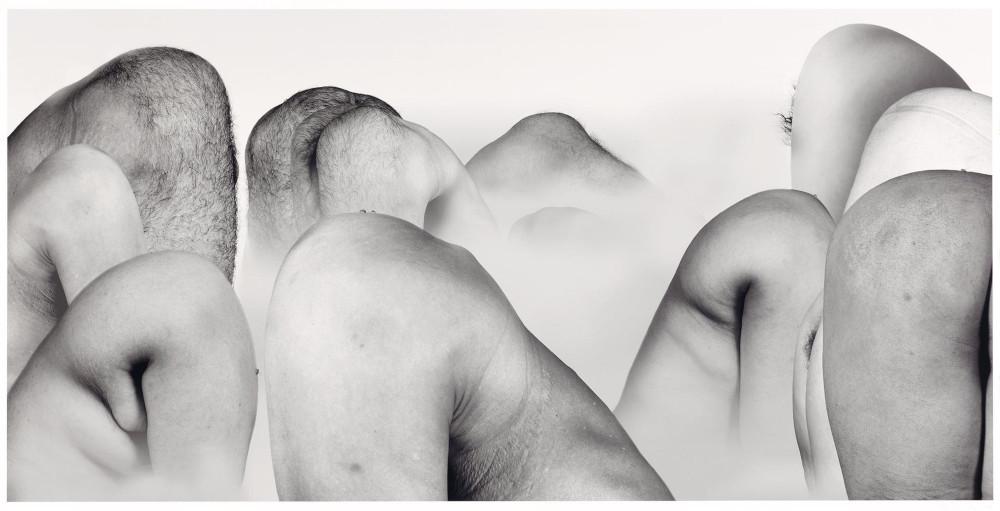 Liu Wei - Landscaper Series, 2004 (Detail)