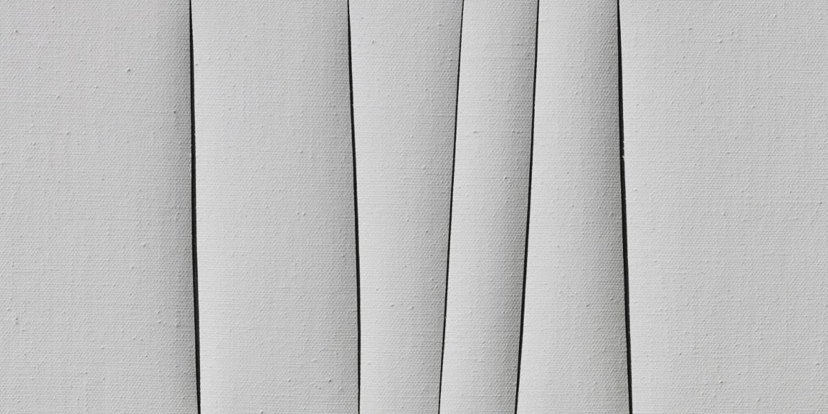 Lucio Fontana - Concetto Spaziale, Attese, 1966 (detail)