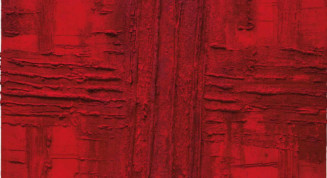 Marcello Lo Giudice - Red Vulcano, 2016 (Detail)