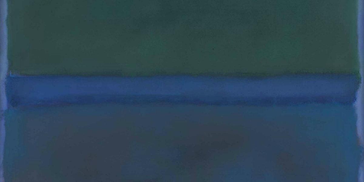 Mark Rothko - No.17 (Detail), 1957