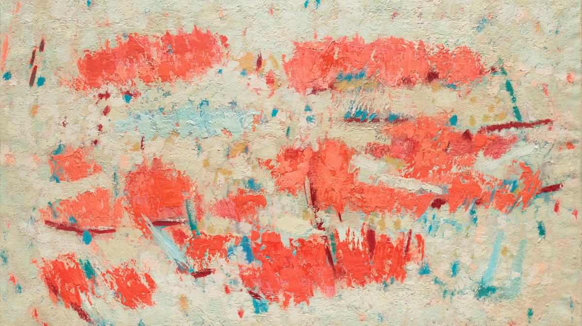Rhee Seundja - Untitled, 1958 (detail)