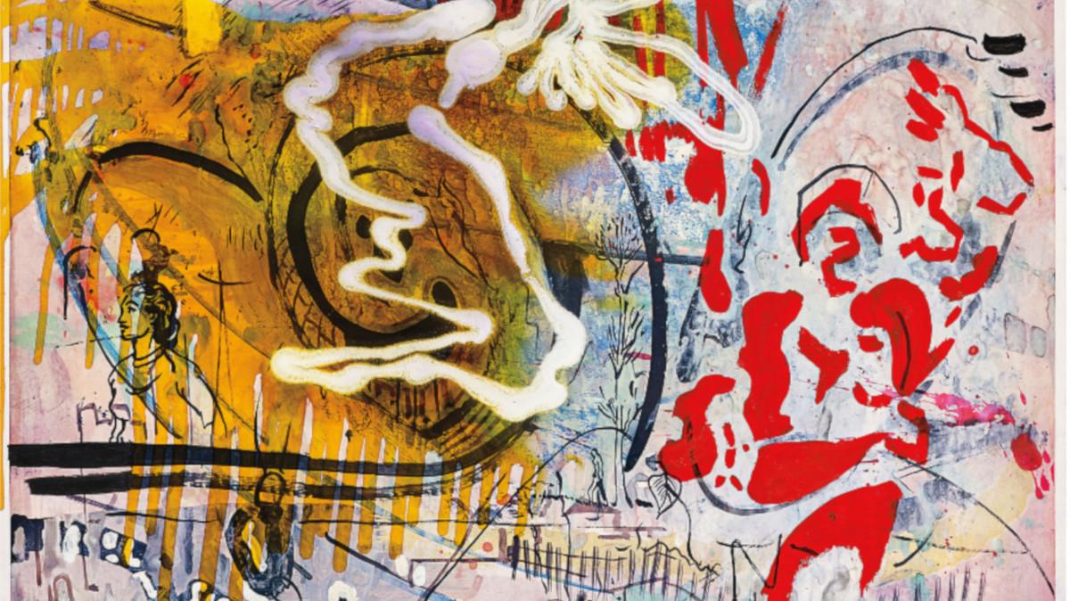 Sigmar Polke - Untitled [Monchengladbach 1983], 1983