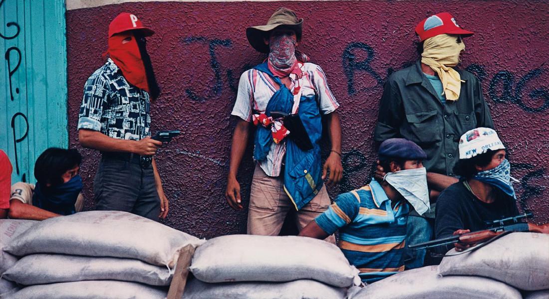 Susan Meiselas - Matagalpa, Nicaragua, 1978 (Detail)