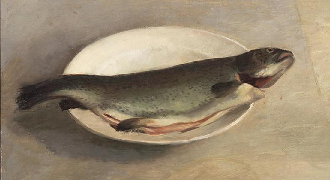 Vija-Celmins-Untitled-Fish-1963-Detail3