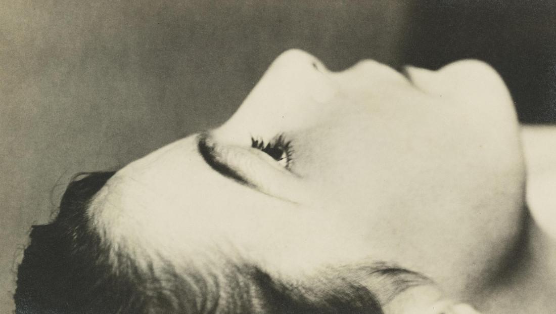 Walter Peterhans - Portrait Of E. F., 1929 (Detail)