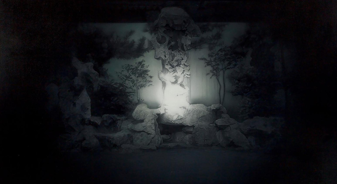 Yang Xun - Peony Pavilion No.2, 2008 (Detail)