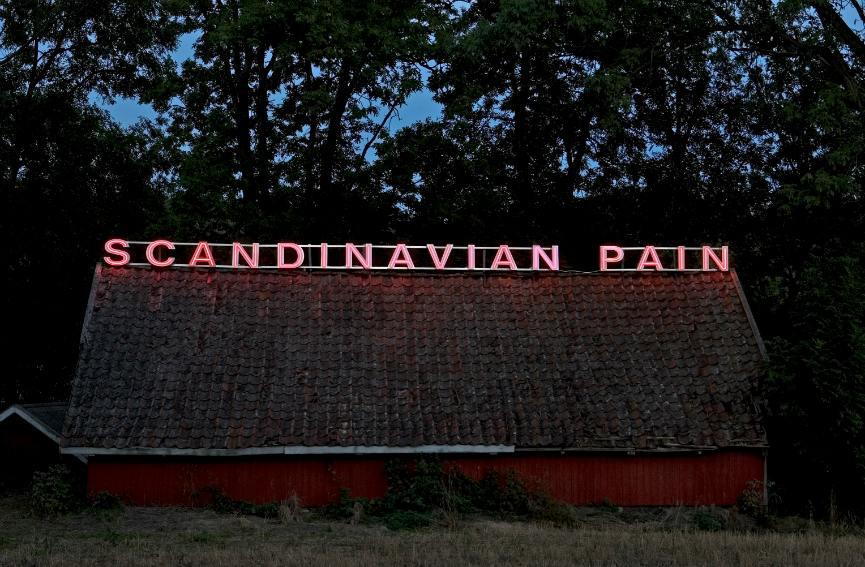 Ragnar Kjartansson - Scandinavian Pain (twilight), 2006, C-print, 20 x 30 cm. Courtesy of the artist, Luhring Augustine, New York and i8 Gallery, Reykjavík