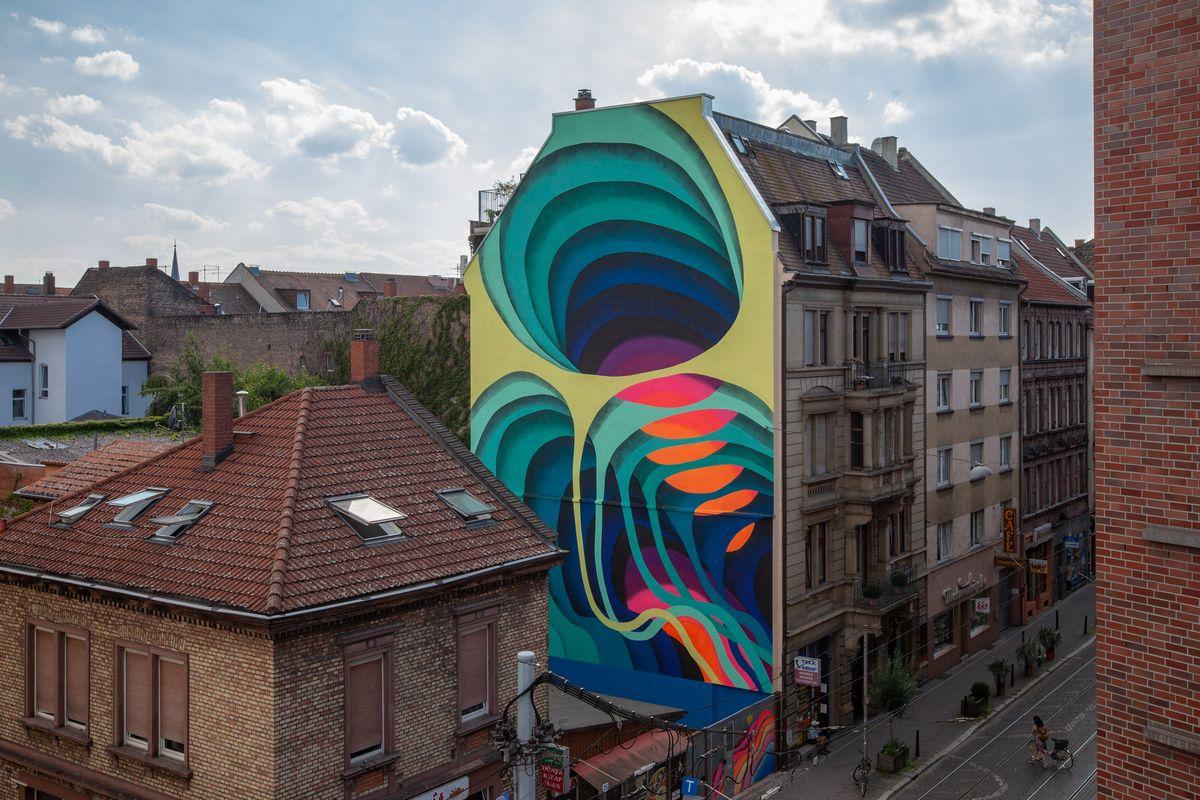 1010 in Mannheim, Germany